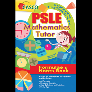 PSLE Mathematics Tutor Formulae