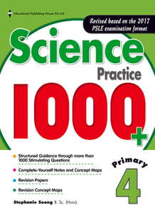 Science Practice 1000+ (Revised) 4