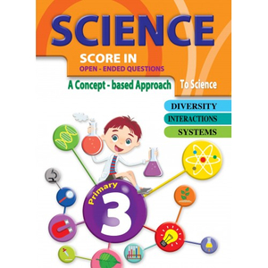 Science Score in Open-Ended Questions - A Concept-based Approach to Science Primary 3