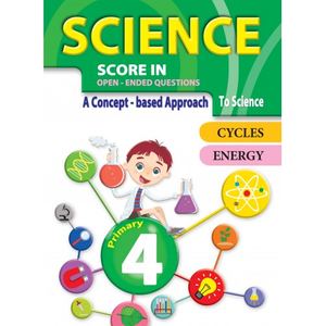 Science Score in Open-Ended Questions - A Concept-based Approach to Science Primary 4