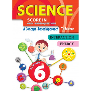 Science Score in Open-Ended Questions - A Concept-based Approach to Science Primary 6