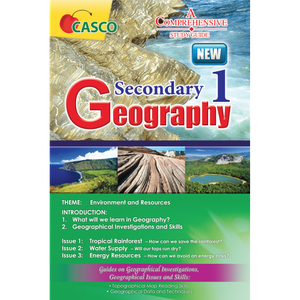 Secondary 1 Geography ​
