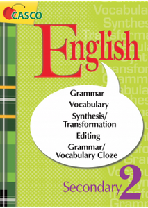 Secondary 2 English
