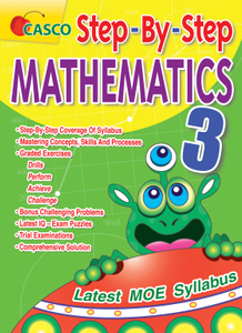 Step by Step Mathematics 3