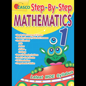 Step by Step Mathematics 1