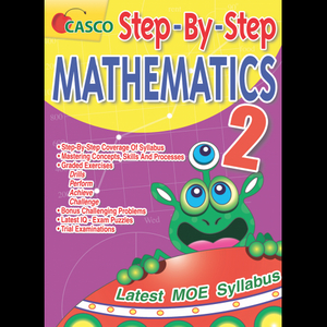 Step by Step Mathematics 2