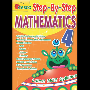 Step by Step Mathematics 4