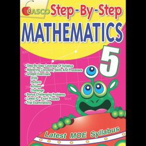 Step by Step Mathematics 5