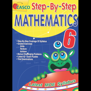 Step by Step Mathematics 6