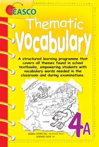Thematic Vocabulary 4A