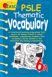 Thematic Vocabulary 6A