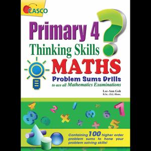 Thinking Skills Maths Problem Sums Drills 4