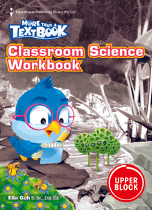 More Than a Textbook - Classroom Science Workbook Upper Block