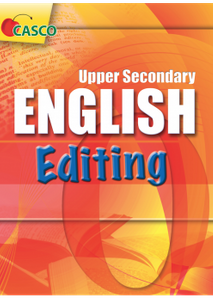 Upper Secondary English Editing