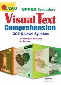 Upper Secondary Visual Text Comprehension