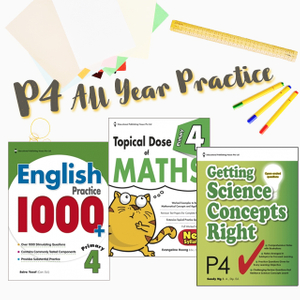 All Year Practice Pack P4