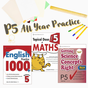 All Year Practice Pack P5