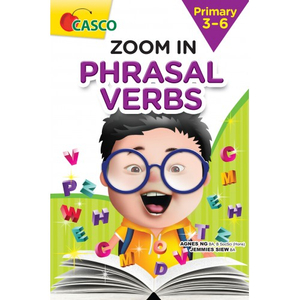 Zoom In Phrasal Verbs for Primary 3-6