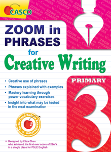 Zoom In Phrases for Creative Writing 3