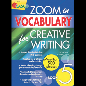 Zoom in Vocabulary for Creative Writing 5