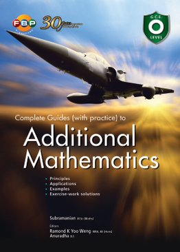 Complete Guide with Practice Olevel Additional Maths Topic by Topic