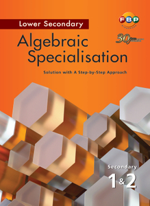 Algebraic Specialisation Lower Secondary
