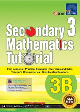 Secondary Three Mathematics Tutorial 3B