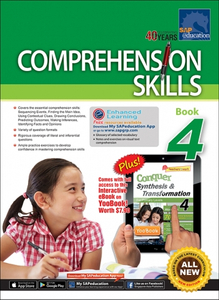 Comprehension Skills Book 4