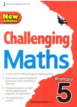 Challenging Maths - Primary 5