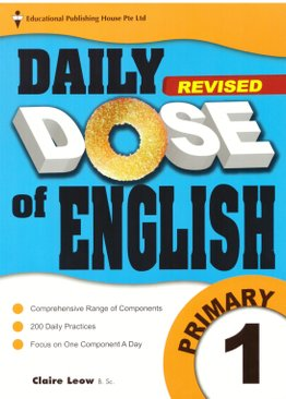 Daily Dose Of English 1