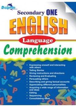 Sec 1 English Language Comprehension