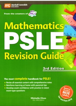 Maths PSLE Revision Guide (3E)