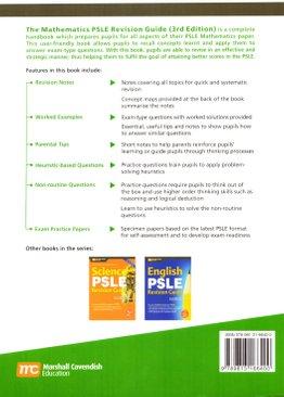 Maths PSLE Revision Guide (3E)