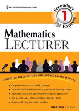Maths Lecturer 1E