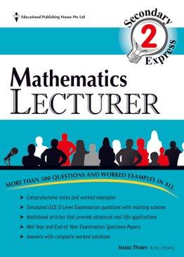 Maths Lecturer 2E