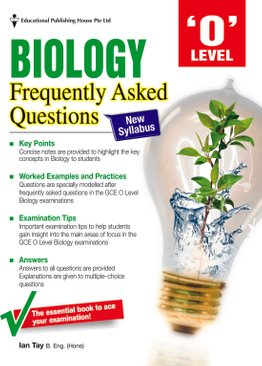 O-level Biology Frequently Asked Questions