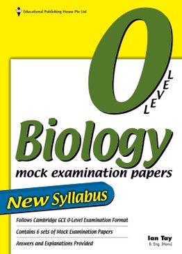 O level Biology Mock Examination Papers
