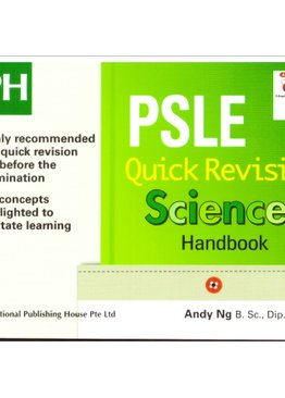 PSLE Quick Revision Science Handbook