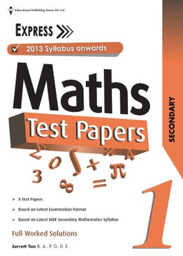 Maths Test Papers 1E
