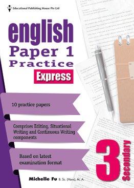 Paper 1 Practice 3E