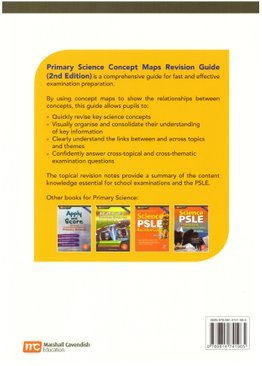 Primary Science Concept Maps Revision Guide (2E)
