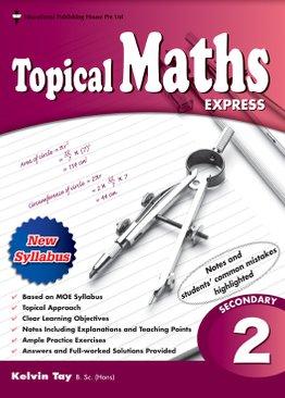 Topical Maths 2E