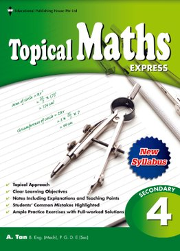 Topical Maths 4E