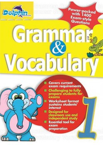 Grammar & Vocabulary One