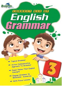 Primary 3 Correct Use of English Grammar