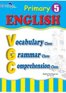 Pr 5 Eng Vocabulary, Grammar, Comprehension Cloze