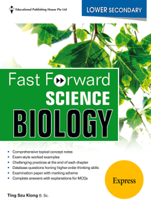 Lower Secondary (Express) Fast Forward Science - Biology