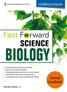 Lower Secondary (NA) Fast Forward Science - Biology