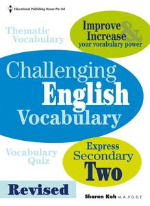 Challenging English Vocabulary S2