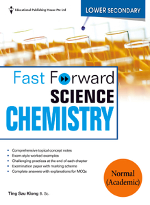 Lower Secondary (NA) Fast Forward Science - Chemistry